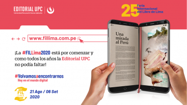 Editorial UPC en la FIL 2020
